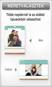 Fényképes naptárak