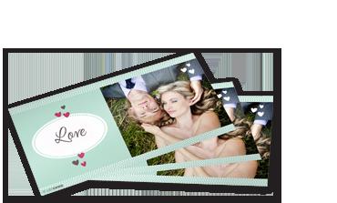 Fényképes üdvözlőkártyák
