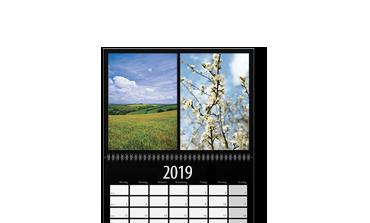 CEWE fényképes A2 határidőnaptár készítés