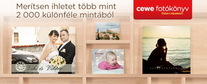Vásárlói CEWE FOTÓKÖNYV minták -  foto-rossmann.hu