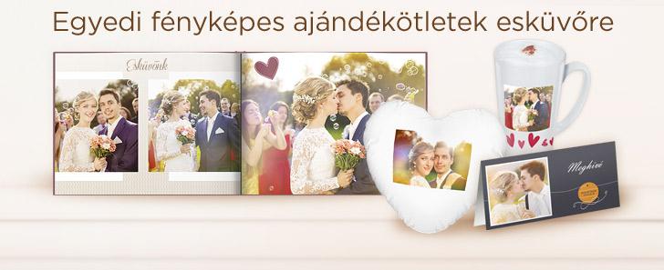 Esküvői meglepetések - ajándék ötletek & tippek