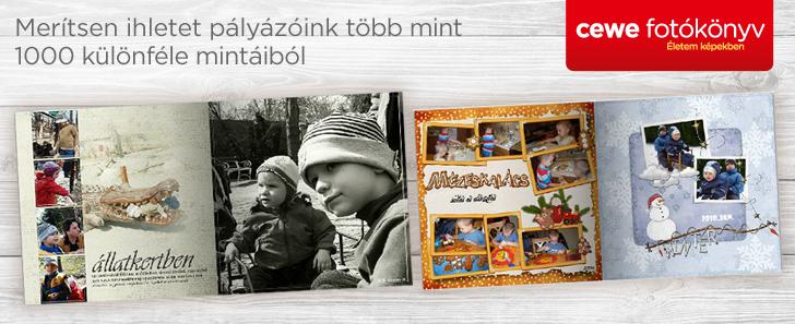 Vásárlók által készített CEWE FOTÓKÖNYVEK - dm-digifoto.hu