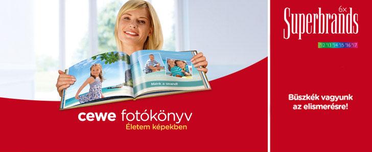 CEWE FOTÓKÖNYV készítés – foto-rossmann.hu