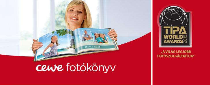 CEWE FOTÓKÖNYV rendelés - dm-digifoto.hu