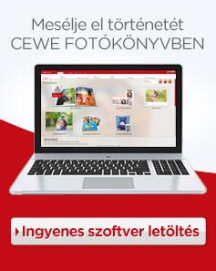 Ingyenes CEWE Fotóvilág rendelőszoftver letöltés – Cewe