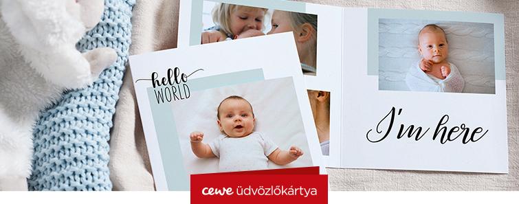 Üdvözlőkártyák saját fotóiból