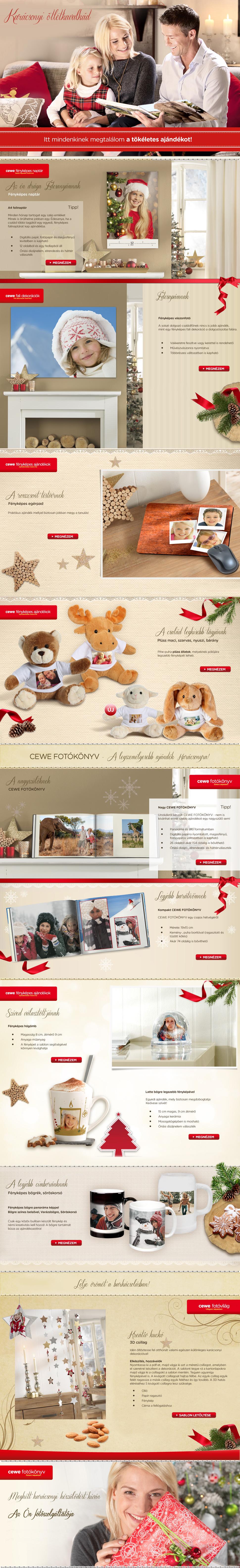 Karácsonyi ajándék ötletek