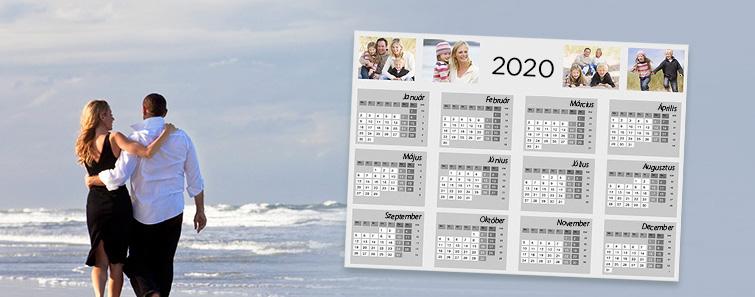 Éves határidőnaptár