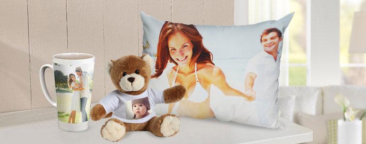 Fényképes ajándéktárgyak online