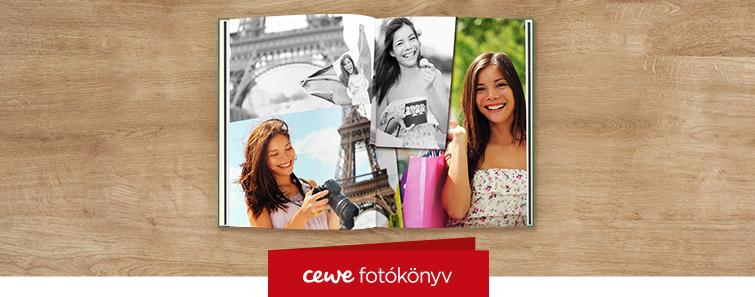 Extra matt Nagy CEWE FOTÓKÖNYV nyomtatás - Cewe