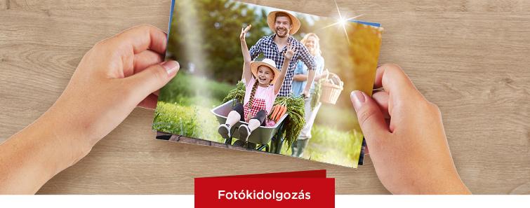 Digitális fotókidolgozás