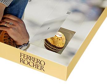 Adventi naptár készítés Ferrero®  pralinéval