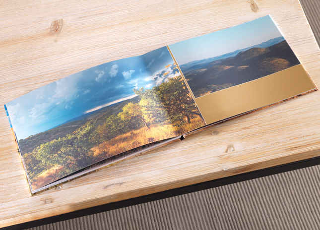 Extra matt kompakt fotókönyv