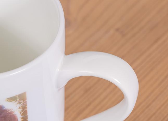 Porcelán bögre