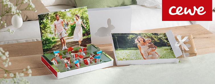 Cutie foto pentru Paște