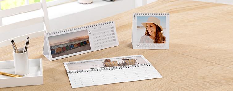 Agende e calendari da tavolo
