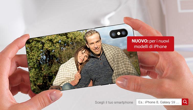 Cover smartphone con le tue foto