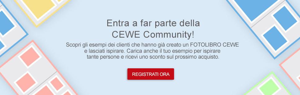 CEWE COMMUNITY