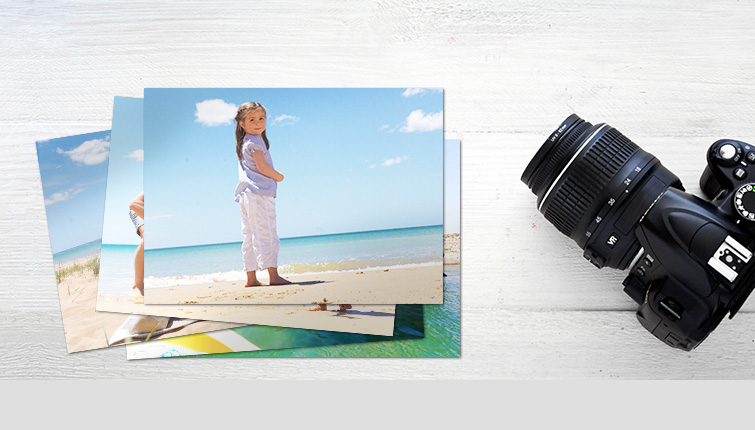 Le tue foto digitali su carta fotografica