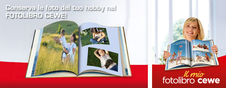 FOTOLIBRO CEWE: Hobby