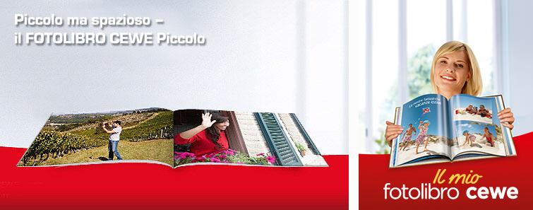 FOTOLIBRO CEWE Piccolo