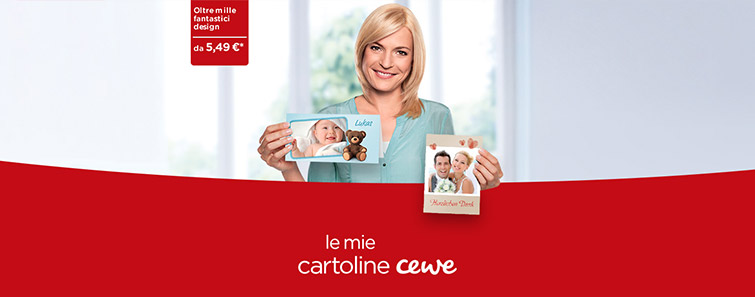 CARTOLINE CEWE