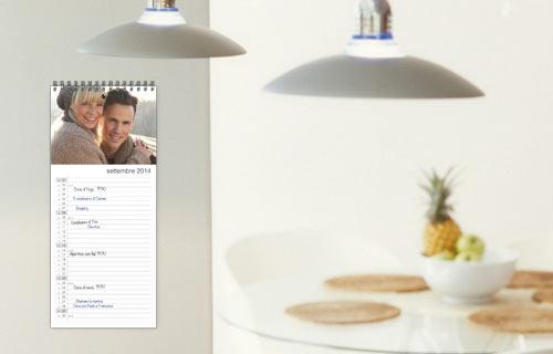 Descrizione calendario da cucina