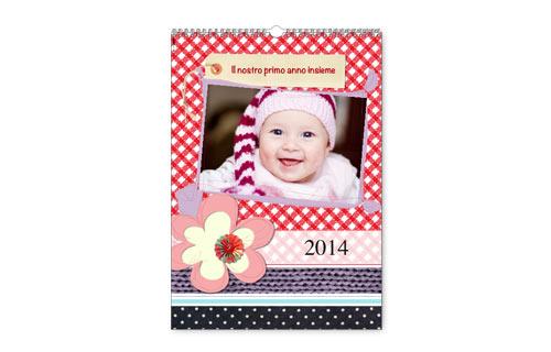 Informazioni calendario Family A3
