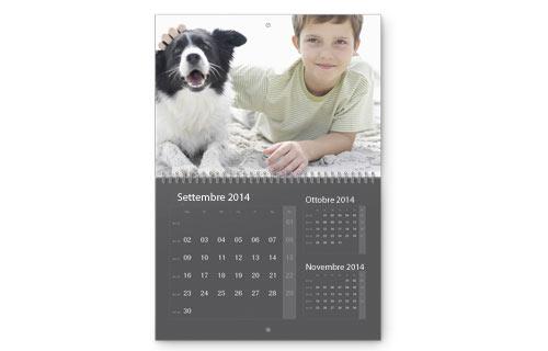 Informazioni foto calendario A2