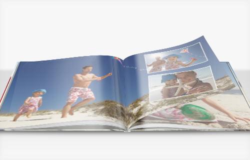 Stampa digitale di alta qualità su carta glossy