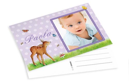 Informazioni cartoline classiche