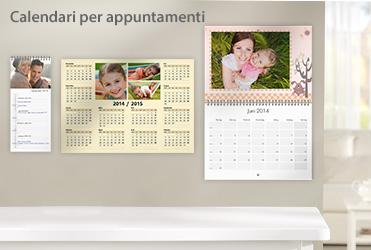 Calendari per appuntamentio CEWE