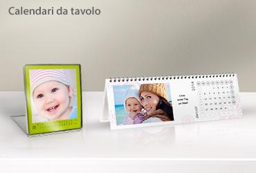 Calendari da tavolo CEWE