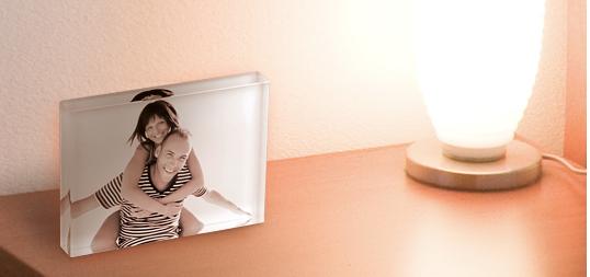 Foto in vetro
