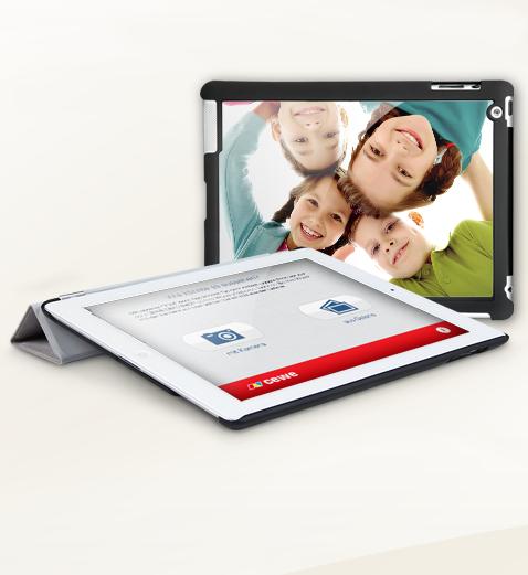 Cover iPad®