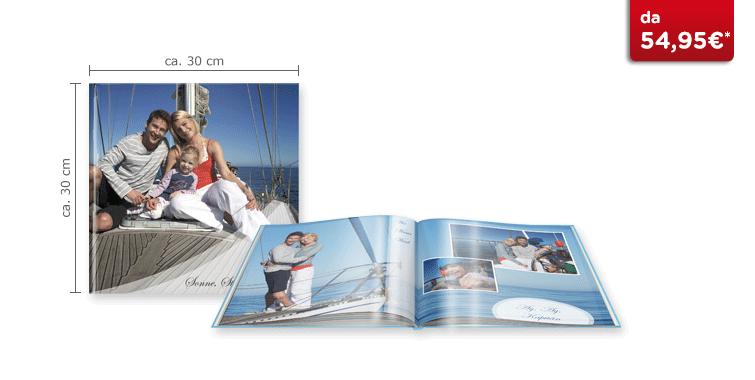 Fotolibro XL CEWE: Su carta glossy