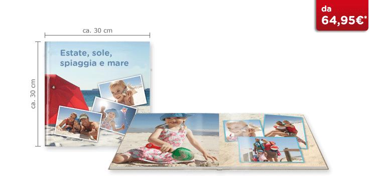 Fotolibro XL CEWE: Su carta fotografica glossy