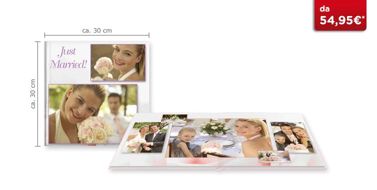 Fotolibro XL CEWE: Su carta fotografica satinata