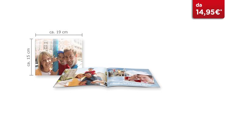 CEWE FOTOBUCH Compact Panorama: Softcover-Einband