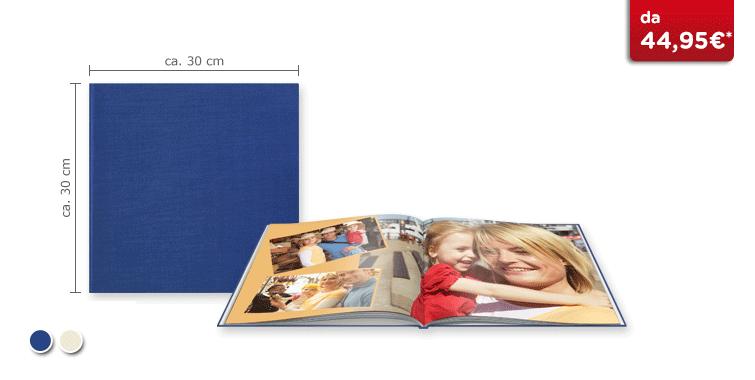 Fotolibro XL CEWE: Tela premium