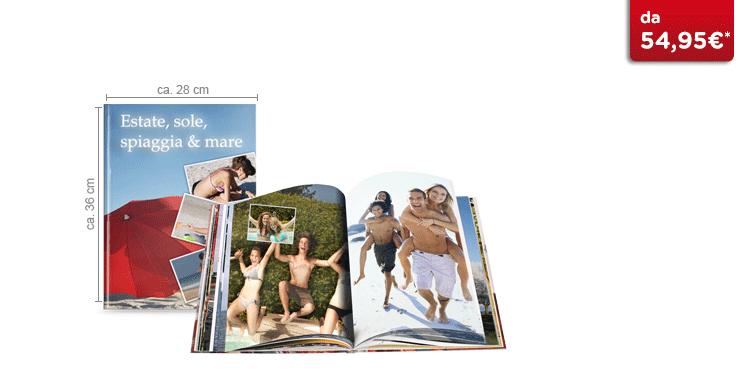 Fotolibro XXL Verticale CEWE: Momenti speciali in formato verticale