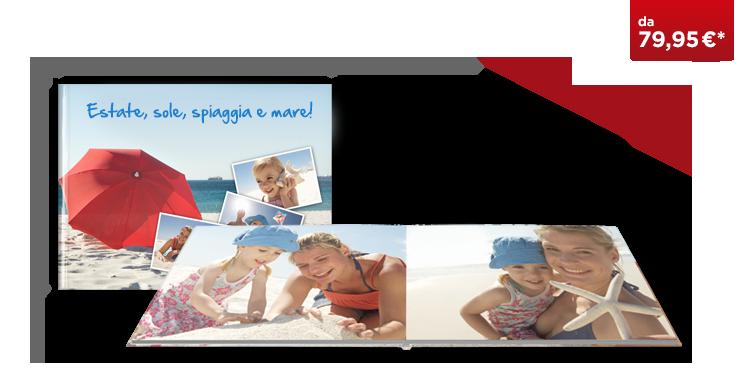 Fotolibro XXL Panoramico CEWE: Su carta fotografica satinata