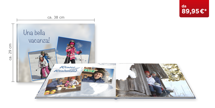 FOTOLIBRO CEWE XXL: Su carta fotografica glossy