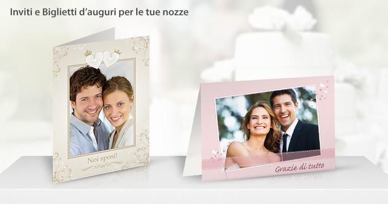 CARTOLINE CEWE - Matrimonio