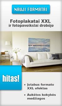 Plakatai & Fotopaveikslai