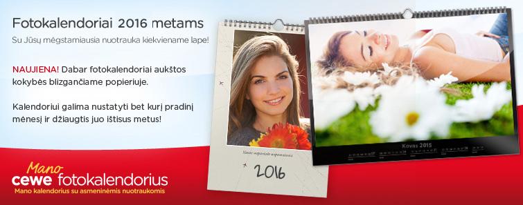 Fotokalendoriai