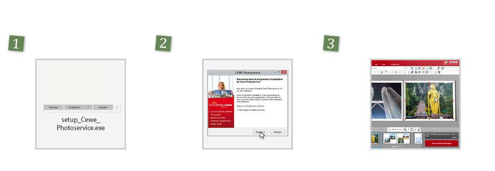 Comment installer le logiciel