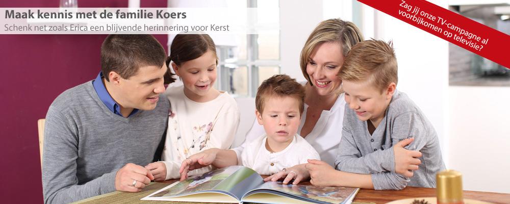 TV spot familie Koers