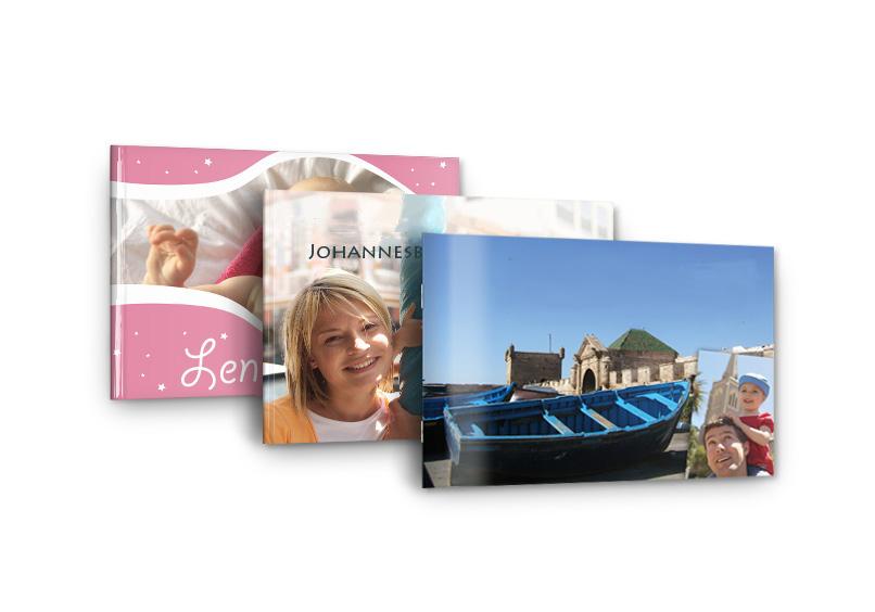Fotoboeken compact liggend