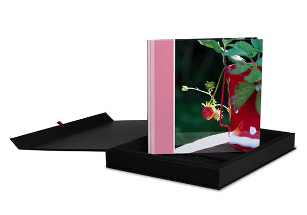 Fotoboek XL met geschenkbox